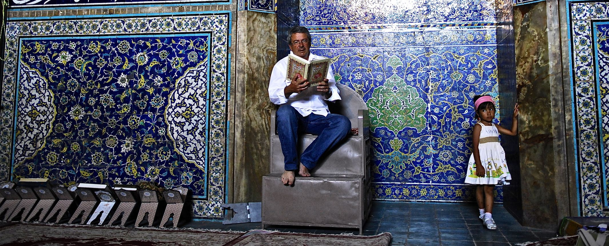 Mejor época para viajar a Irán | Autor Jorge Ametlló