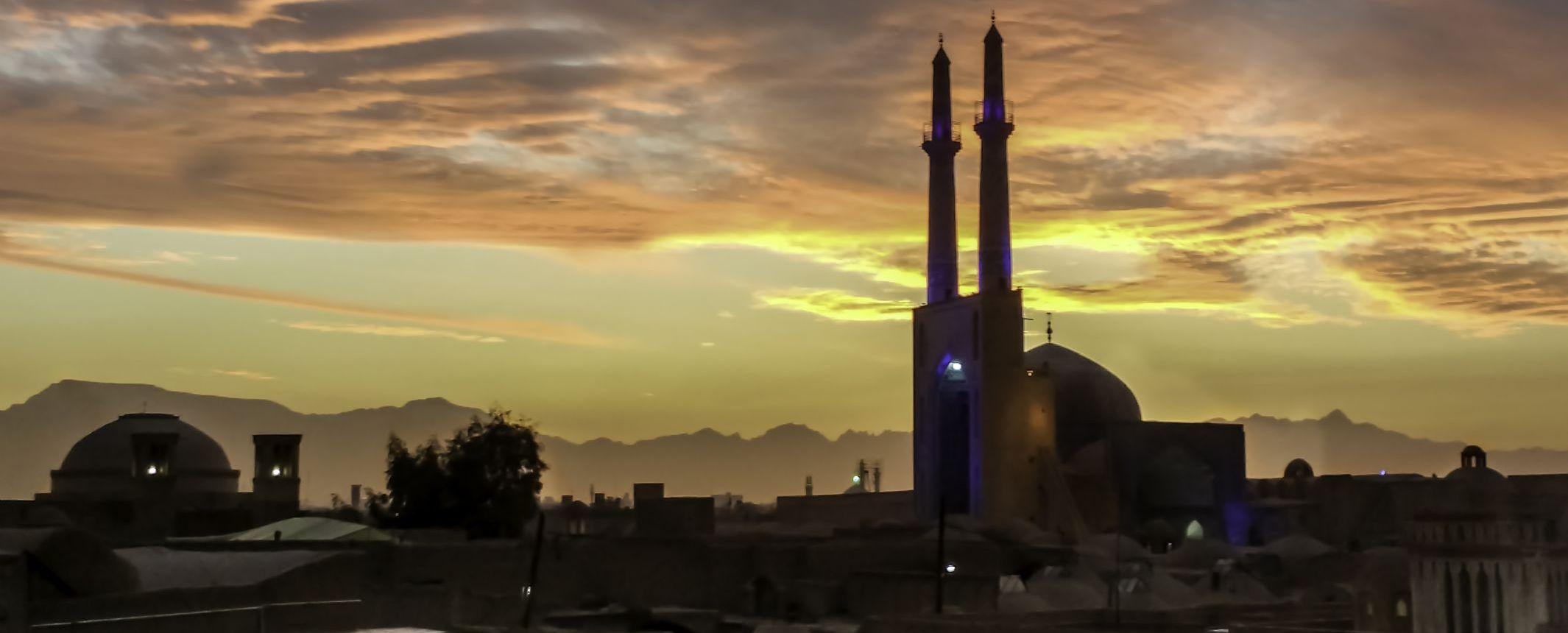 a Irán en fin de año | Autor Xavier Grande