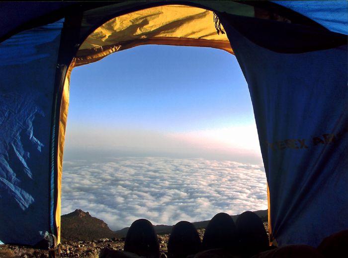 Trekking Kilimanjao | Autor Julio Angulo