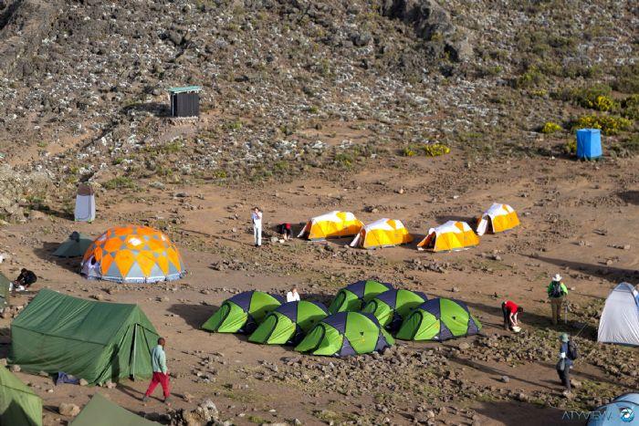 Trekking Kilimanjaro | Autor Sikia