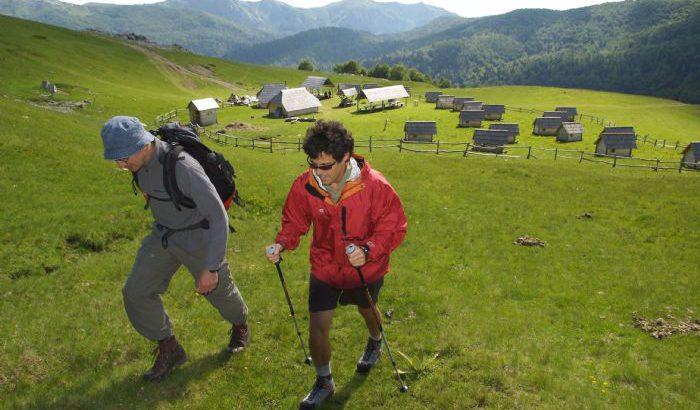 Ciudades y Parques Naturales de la antigua Yugoslavia
