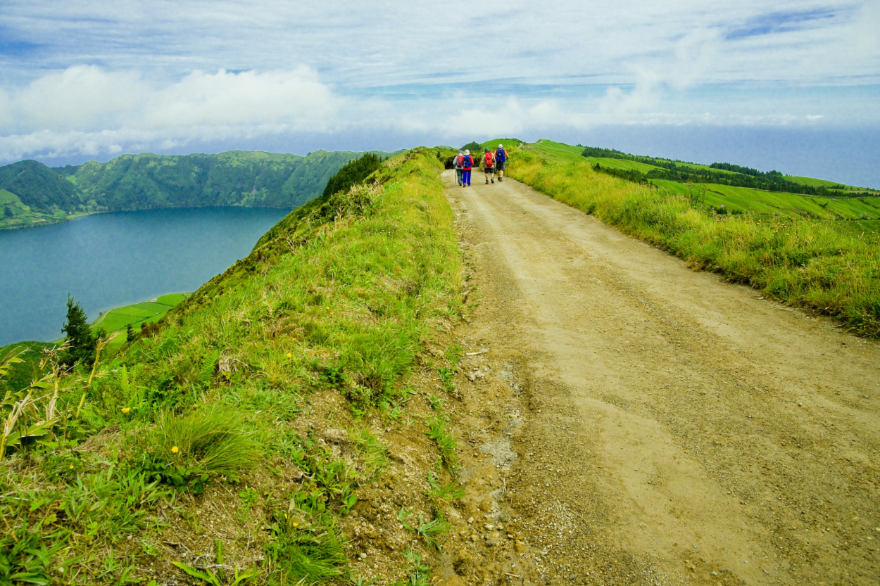 Senderismo en las Azores © Teresa Martinez