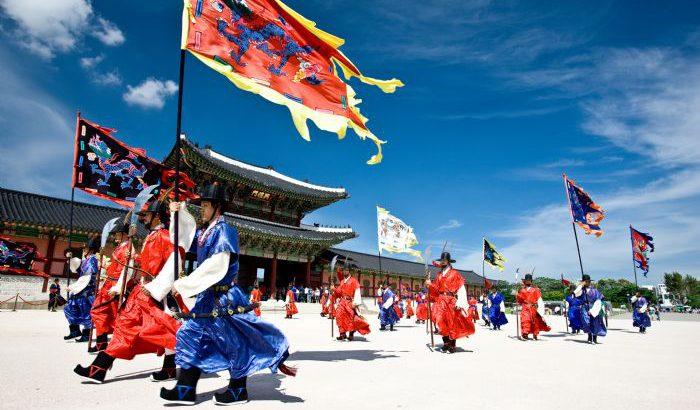 Corea del Sur entre la tradición y la modernidad
