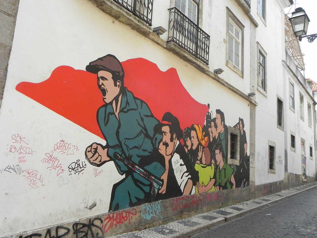 Manel Garcia Biel - Lisboa Barrio Alto