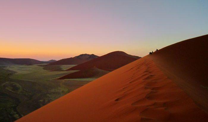 Namibia | Autor Angel Zamarron